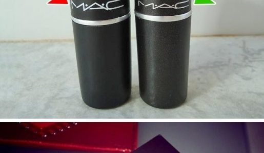 How to spot fake MAC Product